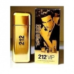 "212 VIP Men Gold ""Carolina Herrera"" 100ml MEN"