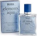 "Boss Elements Aqua "" Hugo Boss"" 50ml MEN"